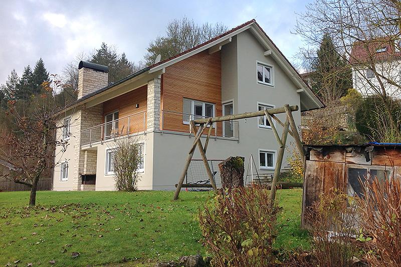 Wohnhaus in Kipfenberg - nachher