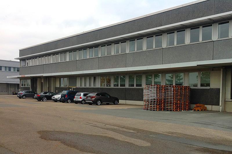 Gewerbeobjekte in Fürth - vorher