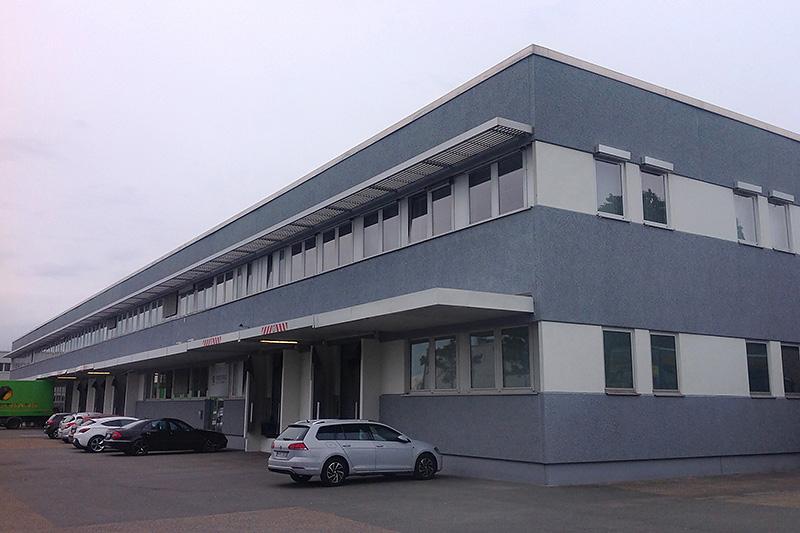 Gewerbeobjekte in Fürth - nachher